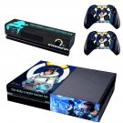 Over Watch skin decal for  Xbox one console and 2 controllers