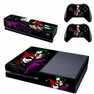 supervillain skin decal for  Xbox one console and controllers