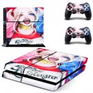 daddy's lil monster ps4 skin decal for console and controllers