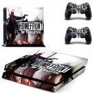 homefront the revolution ps4 skin decal for console and controllers