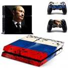 ps4 putin ps4 skin decal for console and controllers