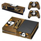 anaheim ducks ice hockey team skin decal for  Xbox one console and controllers