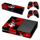 harley quinn skin decal for  Xbox one console and controllers