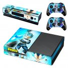 dragon ball super vegeta skin decal for  Xbox one console and controllers