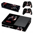 mafia skin decal for Xbox one console and controllers