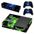 seattle seahawks skin decal for Xbox one console and controllers