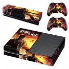 dying light skin decal for Xbox one console and controllers