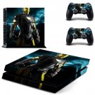ironman ps4 skin decal for console and controllers