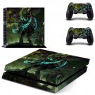 anaheim convention center ps4 skin decal for console and controllers