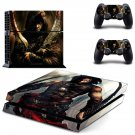 prince of persia warrior ps4 skin decal for console and controllers