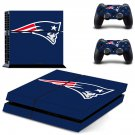 lake brantley high school ps4 skin decal for console and controllers