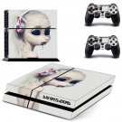 Die antwoord ps4 skin decal for console and controllers