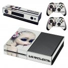 Die antwoord skin decal for Xbox one console and controllers