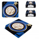 sfondi inter Play Station 4 slim skin decal for console and 2 controllers
