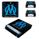 Toronto Blue Jays Play Station 4 slim skin decal for console and 2 controllers