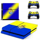 UD Las Palmas ps4 skin decal for console and controllers