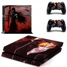 Uzumaki Naruto ps4 skin decal for console and controllers