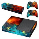 Stars Scene skin decal for Xbox one console and controllers