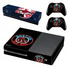 Boston Red Sox skin decal for Xbox one console and controllers
