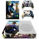 Watch Dogs2 skin decal for Xbox one S console and controllers