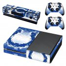 Indianapolis Colts skin decal for Xbox one console and controllers