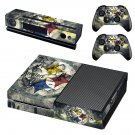 Pittsburgh Steelers skin decal for Xbox one console and controllers