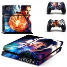 Doctor Strange ps4 skin decal for console and controllers