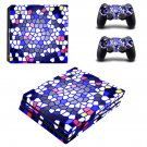 Plant cell pattern ps4 pro skin decal for console and controllers
