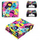 Cartoon Clipart ps4 pro skin decal for console and controllers