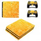 Green tunnel clipart ps4 pro skin decal for console and controllers