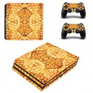 Green Plantcell Texture ps4 pro skin decal for console and controllers