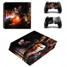 Ryū ga Gotoku 6 ps4 pro skin decal for console and controllers