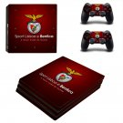 Sport Lisboa e Benfica ps4 pro skin decal for console and controllers