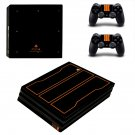 Call of Black ops III ps4 pro skin decal for console and controllers