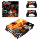 Onepiece Burning Blood ps4 pro skin decal for console and controllers