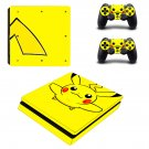 pokemon ps4 slim edition skin decal for console and controllers
