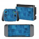 Artificial Blues design decal for Nintendo switch console sticker skin