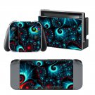 Star leaf shine design decal for Nintendo switch console sticker skin