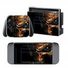 Predator design decal for Nintendo switch console sticker skin