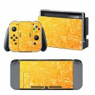 Office Floor design decal for Nintendo switch console sticker skin