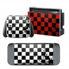 Chess Board design decal for Nintendo switch console sticker skin