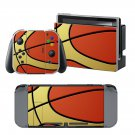 Basketball Vector design decal for Nintendo switch console sticker skin
