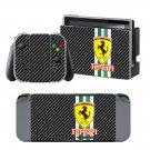 Ferrari S.p.A design decal for Nintendo switch console sticker skin