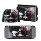 Tokyo Ghoul design decal for Nintendo switch console sticker skin