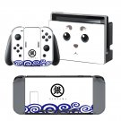 Gintama Manga design decal for Nintendo switch console sticker skin