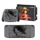 One Piece anime design decal for Nintendo switch console sticker skin