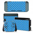Wrapping Paper decal for Nintendo switch console sticker skin