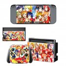 LoveLive decal for Nintendo switch console sticker skin