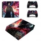 Tokyo Ghoul ps4 pro skin decal for console and controllers