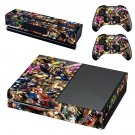 Slam Dunk Anime skin decal for Xbox one console and controllers